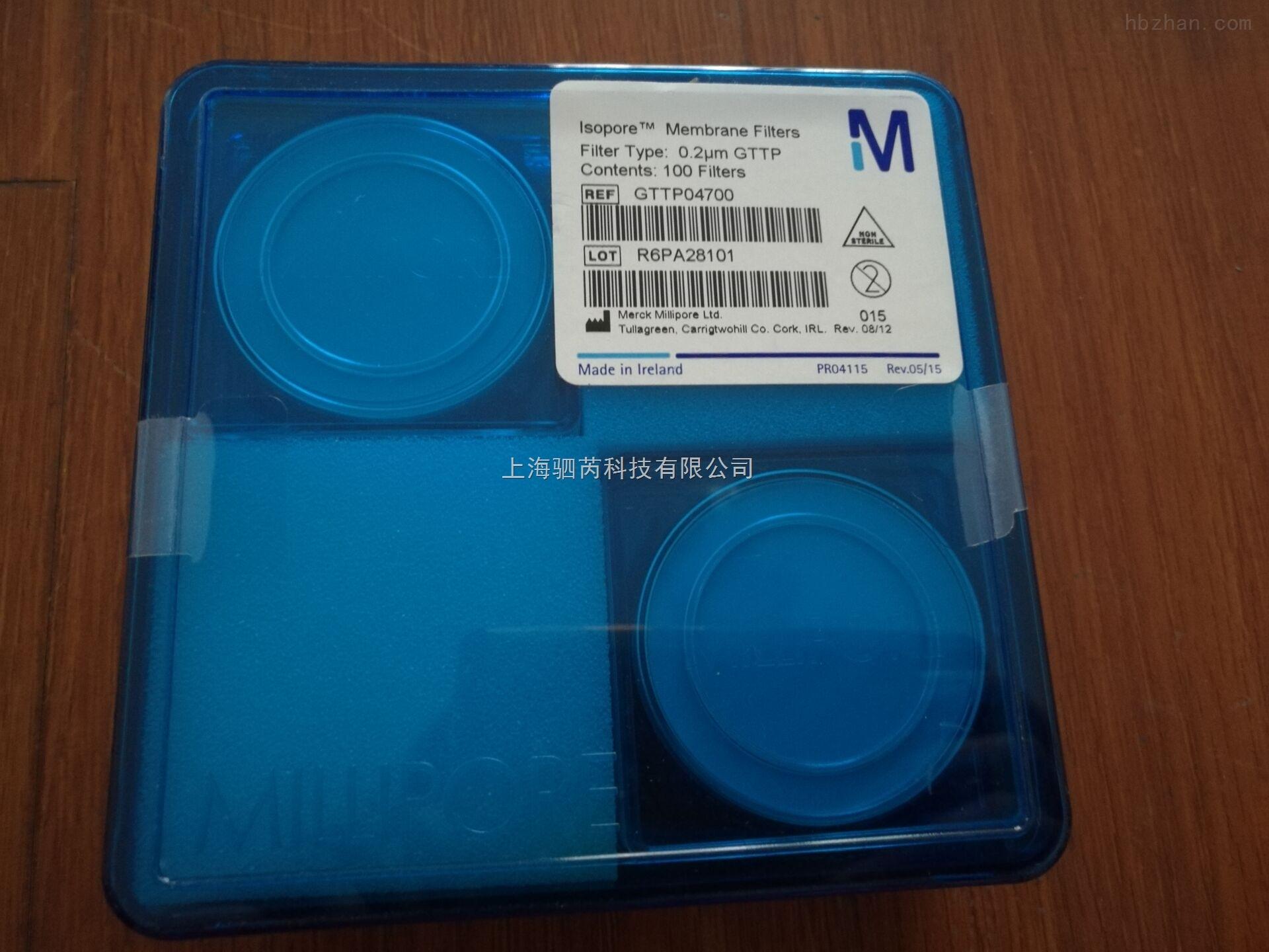 默克密理博Isopore表面滤膜PC过滤膜2um孔径25mm直径