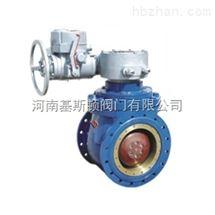DYQ940H/Y电动上装式硬密封偏心半球阀