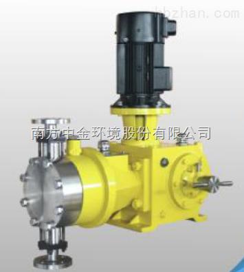 JMZ液壓隔膜計量泵價格