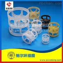 酸雾吸收塔塑料鲍尔环填料