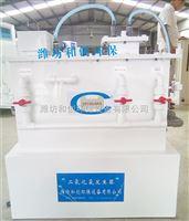 HCDJ-50-2000黄石小型电解二氧化氯协同消毒剂发生器厂家