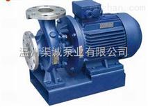 溫州批發ISWR臥式熱水單級管道離心泵