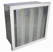 齐全-有隔板板框高效过滤器