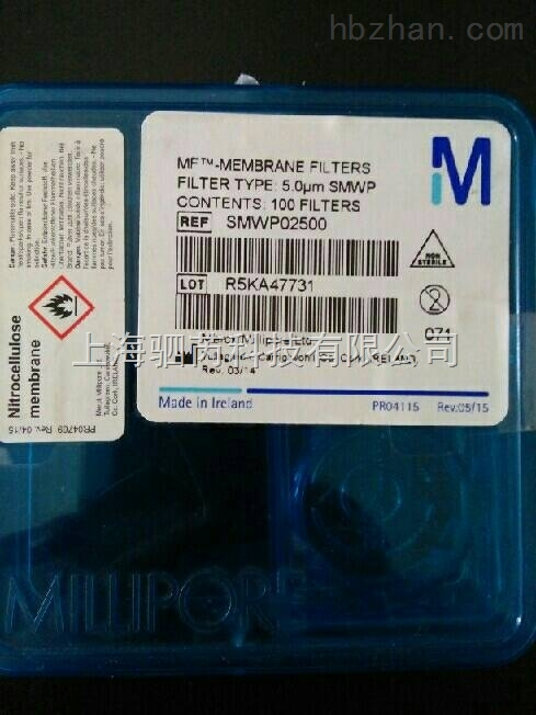 Millipore MF-表面滤膜5um 25mm