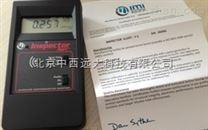 中西(LQS)便攜式射線檢測儀 型號:81M/Inspector Alert庫號:M298264