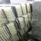 烟气脱硫环保塑料孔板波纹规整填料