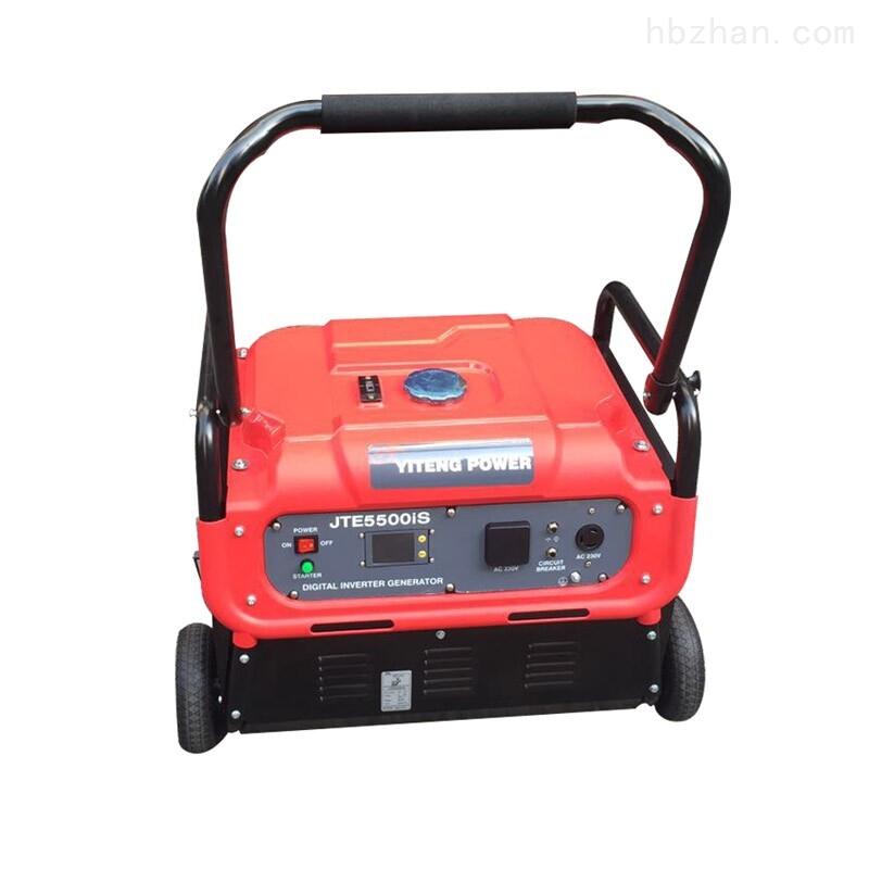 五千瓦电启动数码发电机