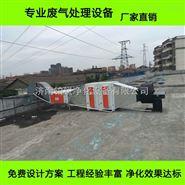 辽宁fu顺静电式定型机废气处理净化设备