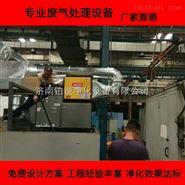 辽宁辽阳轮胎硫化车间废气处理方案