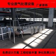 辽宁沈阳鱼粉厂废气处理方案