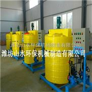 广东广州污水处理设备加药装置功能特点