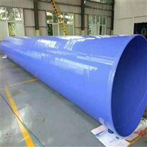 埋地大口径涂塑钢管厂家性能特点