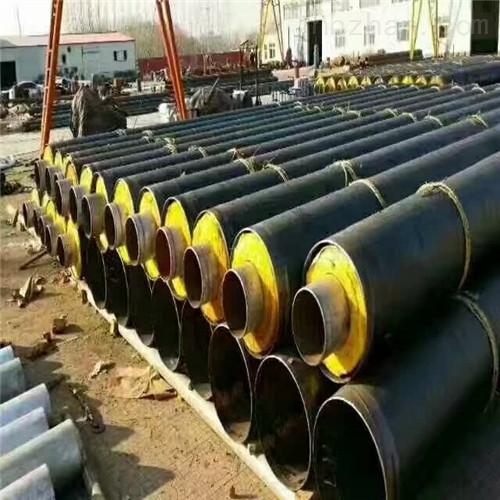 鋼套鋼化工蒸汽保溫管1