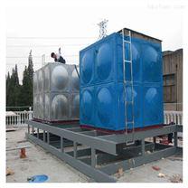 玻璃钢水箱酒店喷淋水箱基础