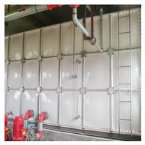 搪瓷水箱消防60方水箱环保卫生