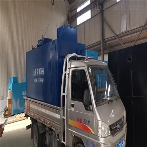 桐乡市小型食品废水处理设备供应