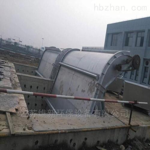 水利格栅除污机
