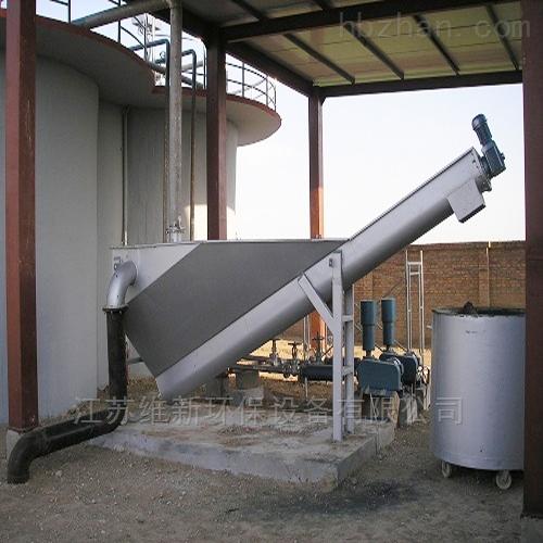 砂水分离器用途