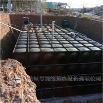 地埋式箱泵一体化泵站 厂家直销 消防认证