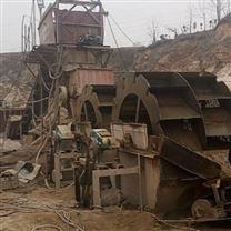 高产量建筑垃圾破碎制砂回收再利用
