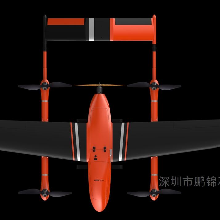 M8无人机高度测绘和巡检任务应用