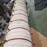 現貨供應水泥罐車卸料伸縮式帆布布袋
