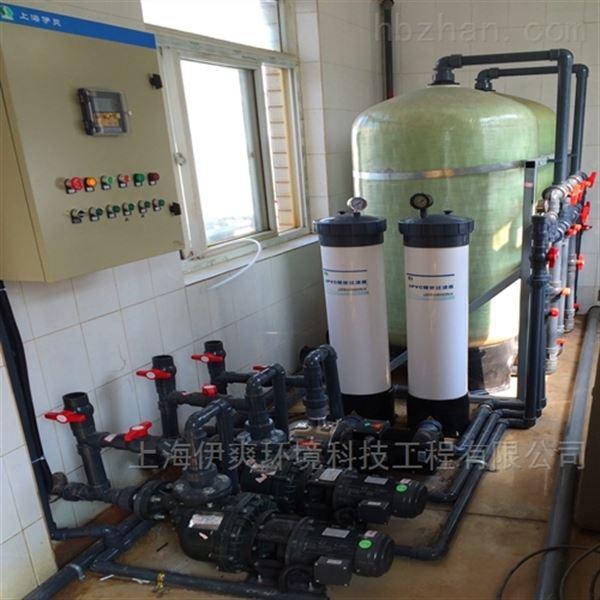 酸碱污水中水回用设备