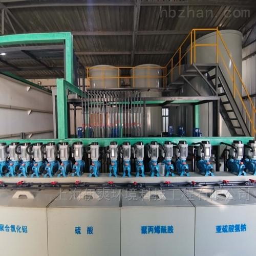 YS工业污水托管运营