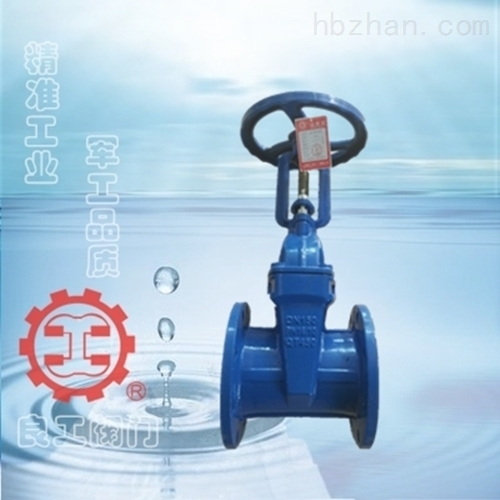 上海良工明杆闸阀Z41X
