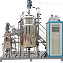 实验室全自动小型玻璃发酵装置