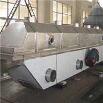 颗粒饵料振动流化床干燥机
