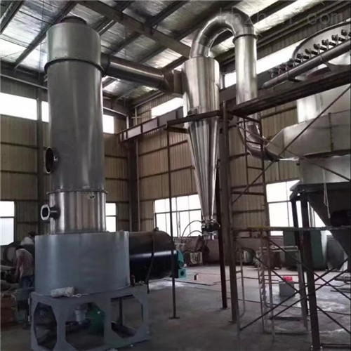 <strong>氯化钙旋转闪蒸干燥机组 加工定制</strong>