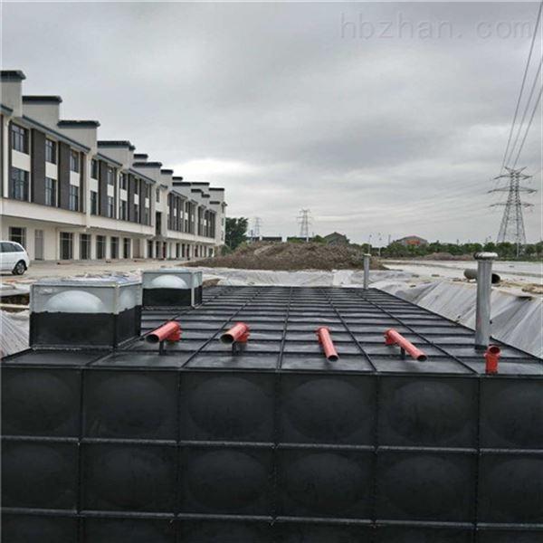 抗浮地埋式箱泵