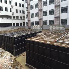 合肥预埋侧下板地埋式箱泵一体化厂家新技术