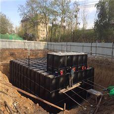 福安680m3抗浮式地埋箱泵一体化厂家直销