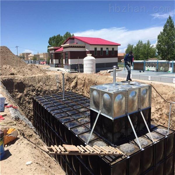 全埋组合式增压设备稳压水箱