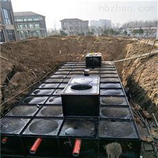 贵州铜仁300m3BDF地埋式箱泵一体化按图生产