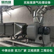 实验室二氧化liu尾气chuli装置