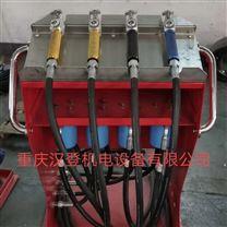 报废汽车油液排放系统