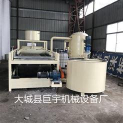 全自动硅质聚苯板渗透设备特点