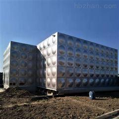 3X2X2规格12吨不锈钢水箱加工