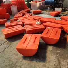 组合式耐用塑料夹管浮体