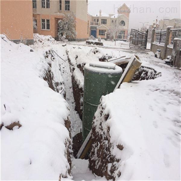 江苏市政污水一体化提升泵站生产商