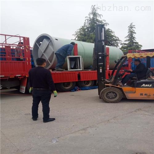 选择一体化预制泵站生产厂家的好方法