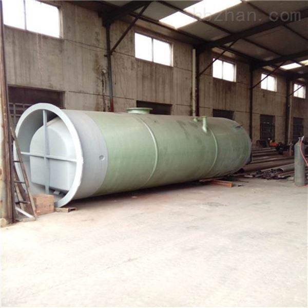 一体化取水泵站园林灌溉市政管网通用