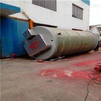 湖南岳阳污水提升一体化泵站生产安装流程