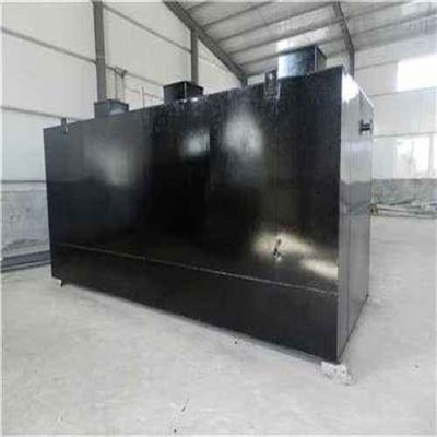 RCYTH齐齐哈尔一体化屠宰厂污水处理系统定制