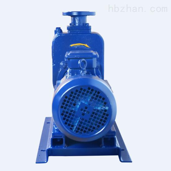 ZX50-12-25直联式清水防爆自吸泵