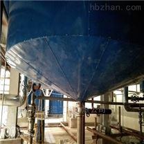 奥明启蓝彩钢板管道保温