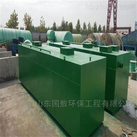 安徽合肥蜀山医疗废水一体化设备报价